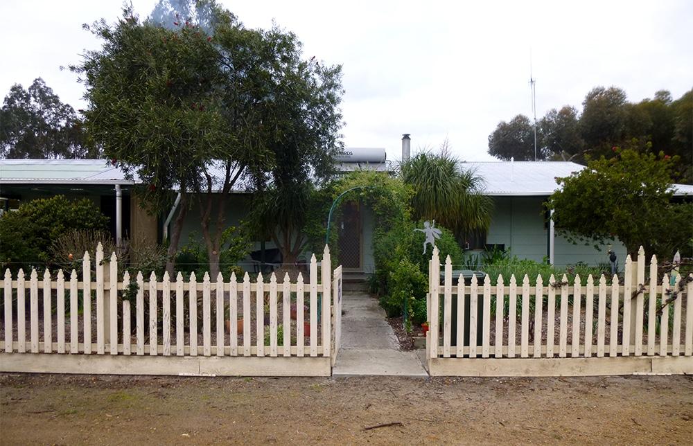 Western Australia home on 12 acres