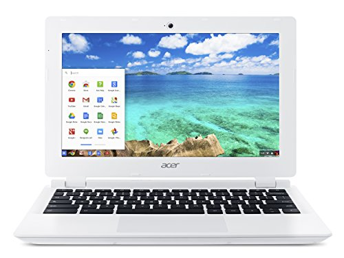 Acer Chromebook, 11.6-Inch – Intel Celeron  + 2GB Memory + 16GB SSD
