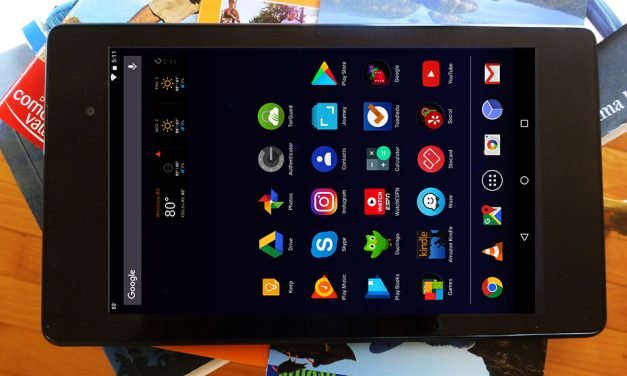 Nexus 7 Tablet by Asus – A Terrific Travel Companion