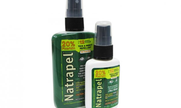 Tender Natrapel Pump Insect Repellent Safe and Effective