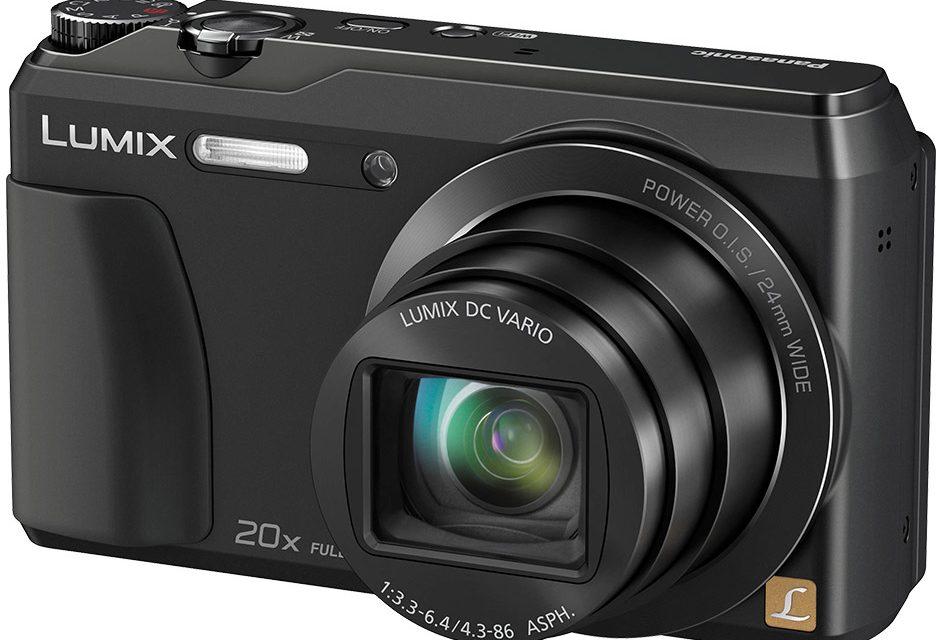 Panasonic DMC-ZS45 LUMIX 20X Zoom – Best Travel Camera