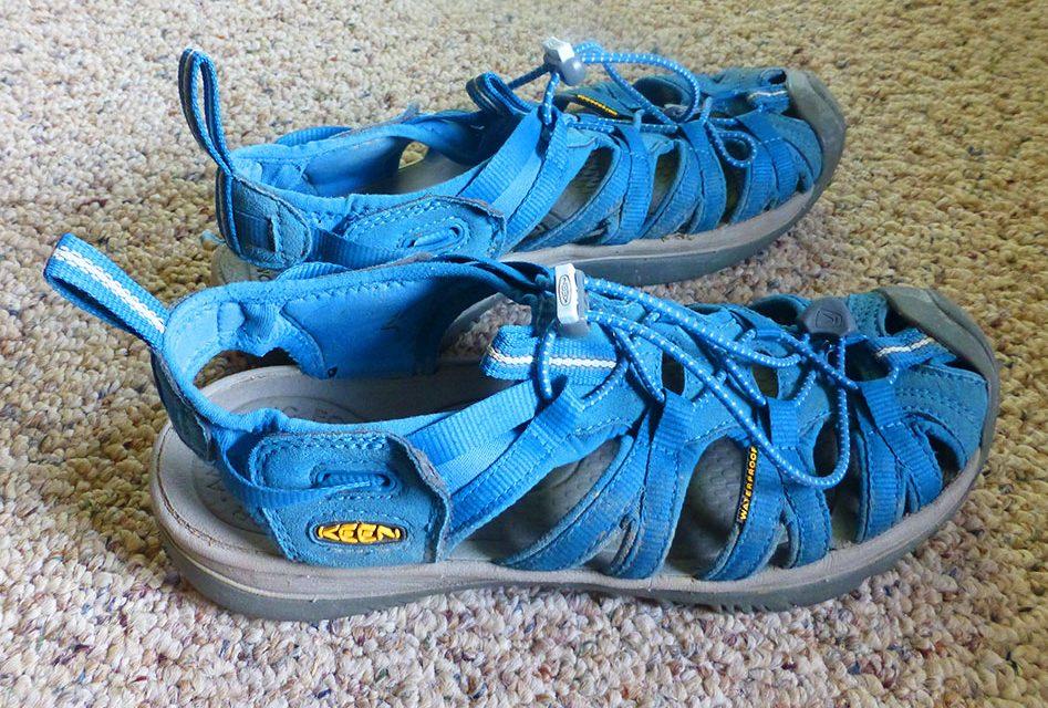 KEEN Women's Whisper Sandal Comfortable Outdoor Hiking Wet or Dry