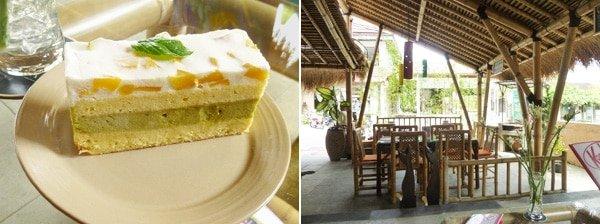 Jackfruit cake, Kopi Kats Warung