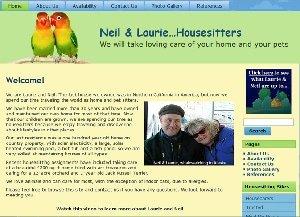 Neil & Laurie Stolmaker Housesitter