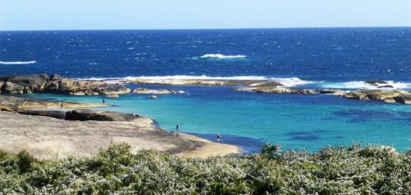 Visiting Greens Pool in Denmark, Western Australia