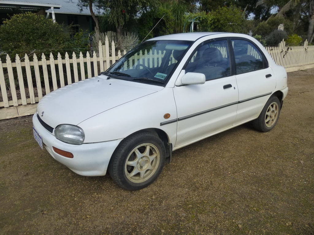 1997 Australian Mazda