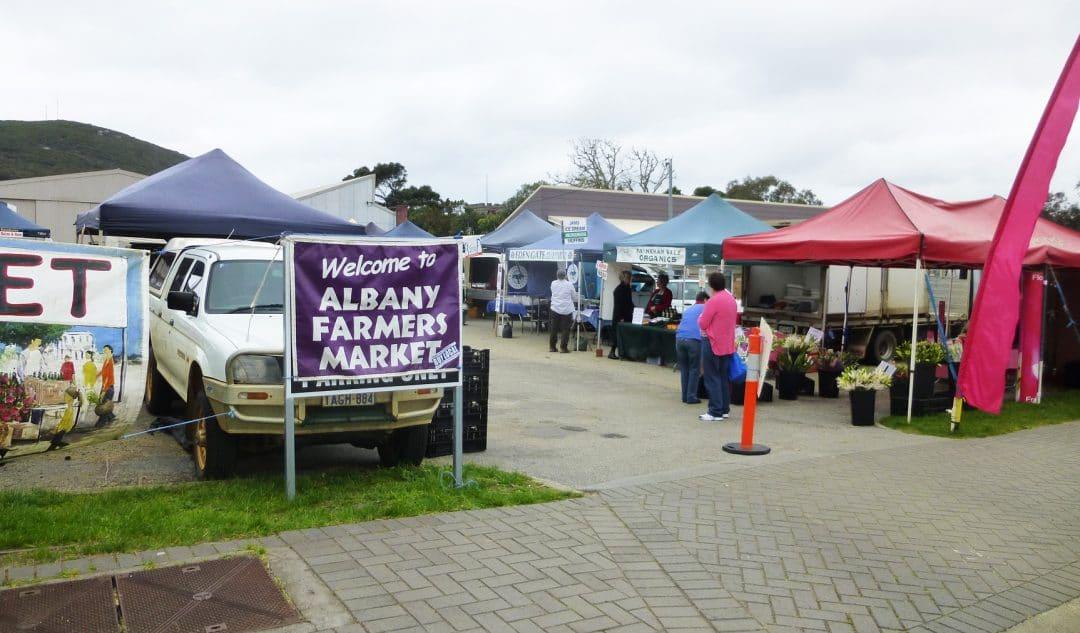 Albany, WA Farmers Market