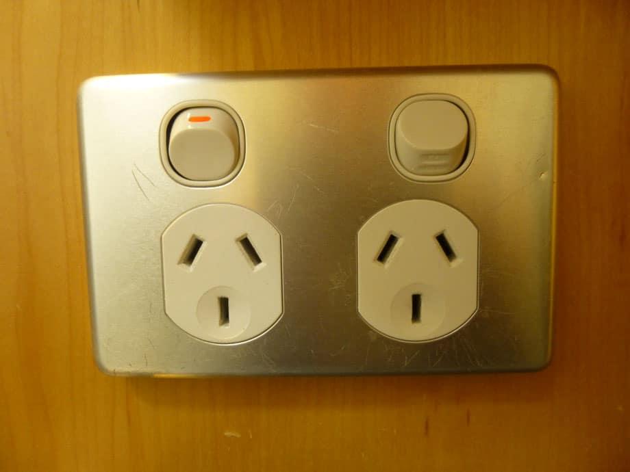 Australian Electical Outlet