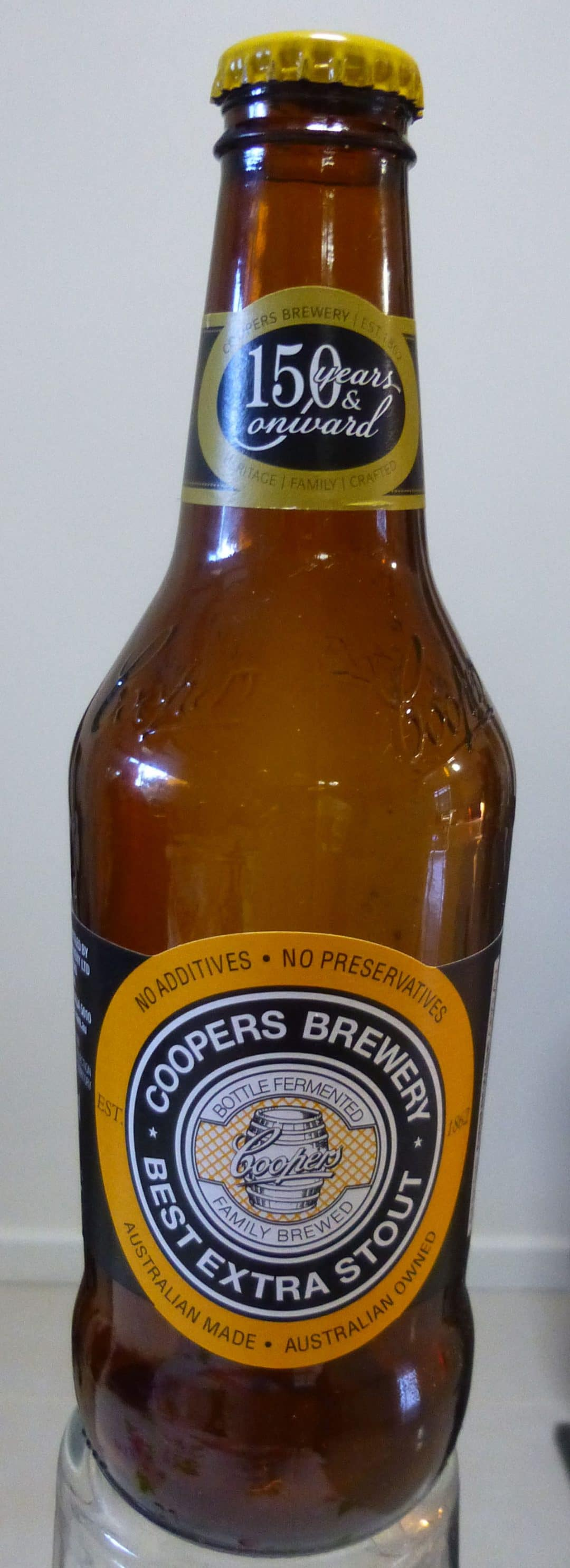 Coopers Best Extra Stout Beer