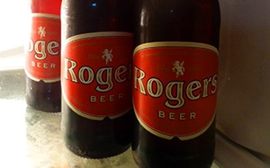 Rogers Is My Favorite Australian Beer…So Far
