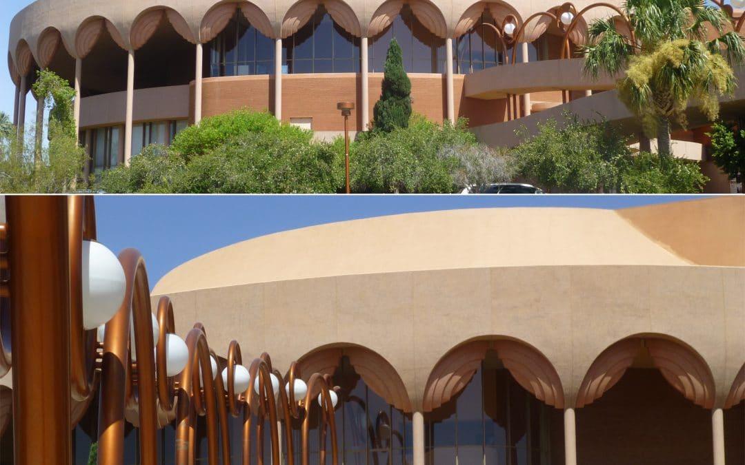 Grady Gammage Memorial Auditorium, Tempe, Arizona