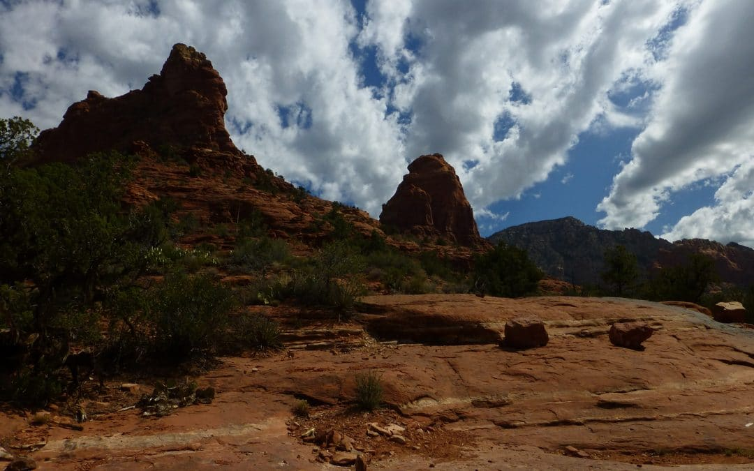 Hiking the Jordan Trail in Sedona, Arizona