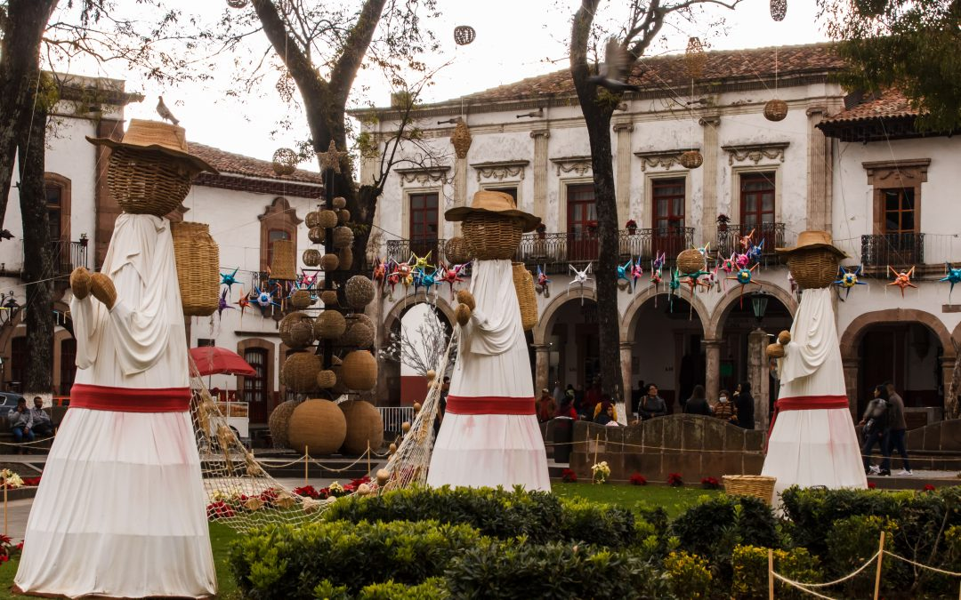 Marvelous Holiday Celebrations in Patzcuaro, Mexico