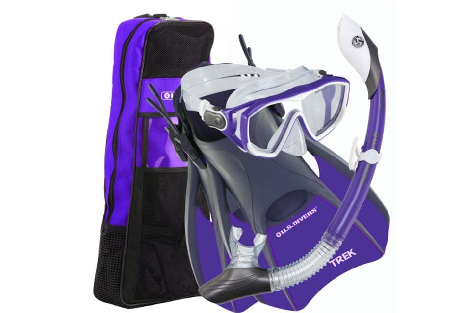 U.S. Divers Diva Women Snorkeling Set Review  f945fe2762