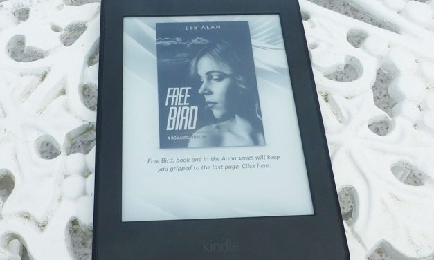 Kindle Paperwhite E-reader  is Perfect for Travelers