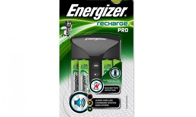Energizer Pro Battery Charger – Feel Good Batteries for Travel