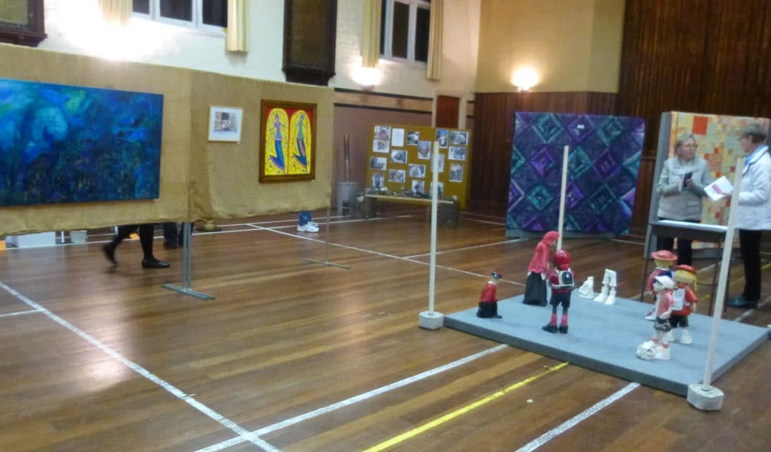 Trials On The Art Trails- in Western Australia