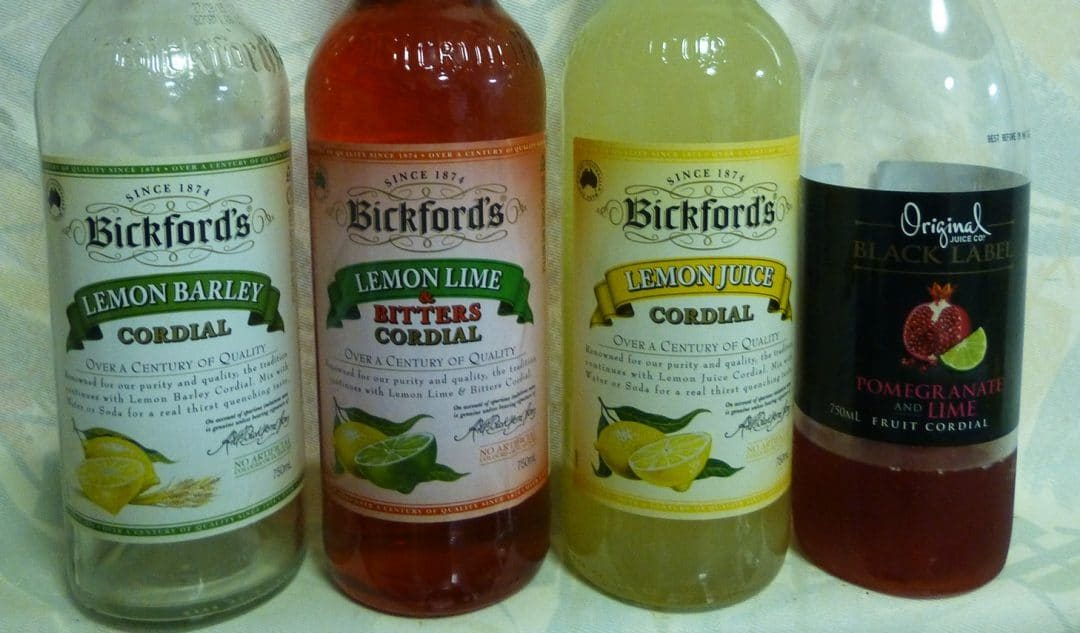 Cordial, My New Favorite Beverage