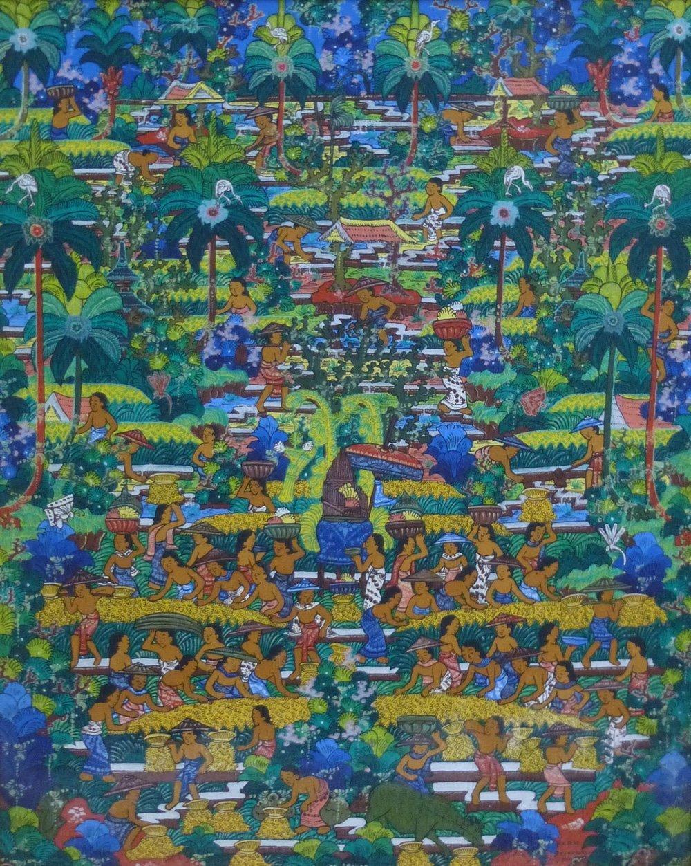 Balinese  Art at Neka