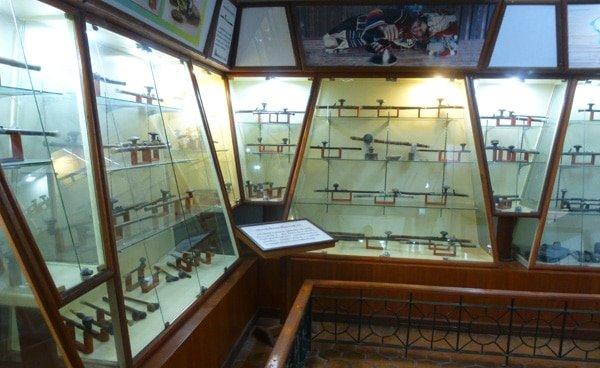 Exhibit at Opium Museum in Chiang Rai