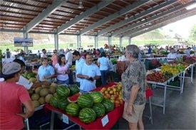 Atenas Farmers Market, Atenas, Costa Rica