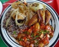 Costa Rican Comida Tipica