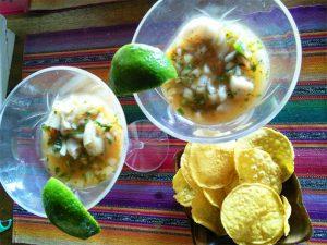 Secret to Costa Rican Ceviche