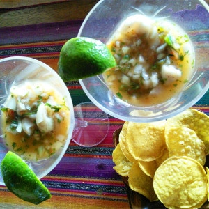 Secret to Costa Rican Ceviche