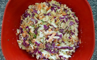 International Cole Slaw