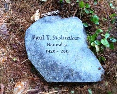 Natural Stone Gravemarker