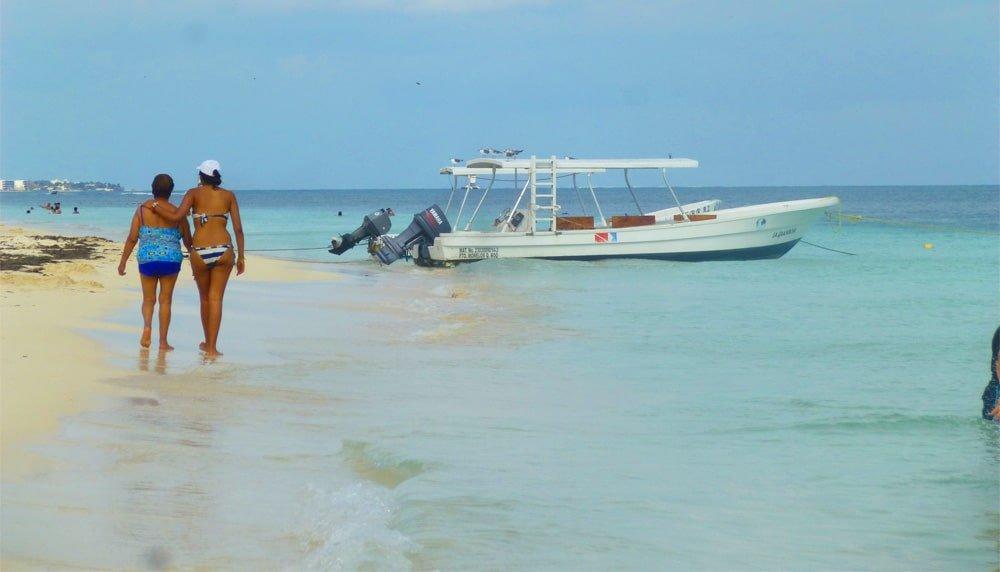 Puerto Morelos, Riviera Maya, Mexico